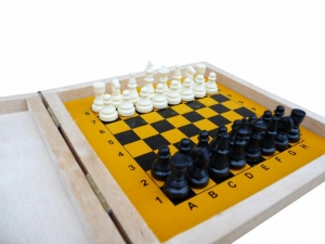 Mini Magnetic Chess